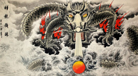 Chinese Dragon Wallpaper Gallery