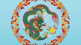 Chinese Dragon Wallpaper HQ