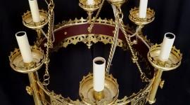 Church Chandelier Image Download