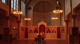 Church Chandelier Photo