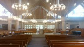 Church Chandelier Wallpaper 1080p