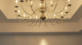 Church Chandelier Wallpaper For Android#1