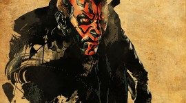 Darth Maul Wallpaper For IPhone