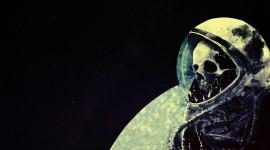 Dead Astronaut Wallpaper 1080p
