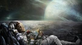Dead Astronaut Wallpaper Download