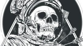 Dead Astronaut Wallpaper Download Free