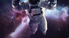Dead Astronaut Wallpaper For Desktop