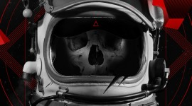 Dead Astronaut Wallpaper For IPhone