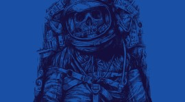 Dead Astronaut Wallpaper Full HD