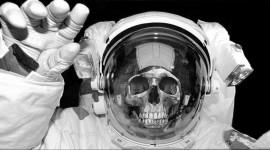 Dead Astronaut Wallpaper HD
