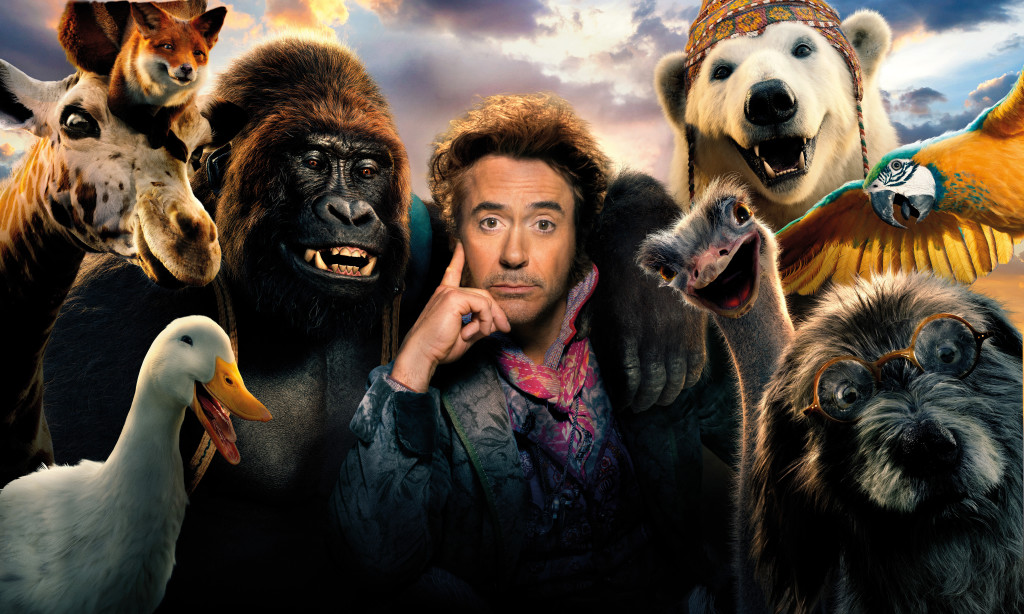 Dolittle wallpapers HD