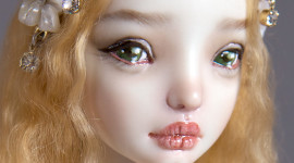 Dolls Crying Wallpaper For Android