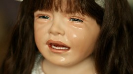 Dolls Crying Wallpaper For Android#1