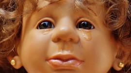 Dolls Crying Wallpaper For Desktop