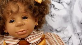 Dolls Crying Wallpaper Full HD