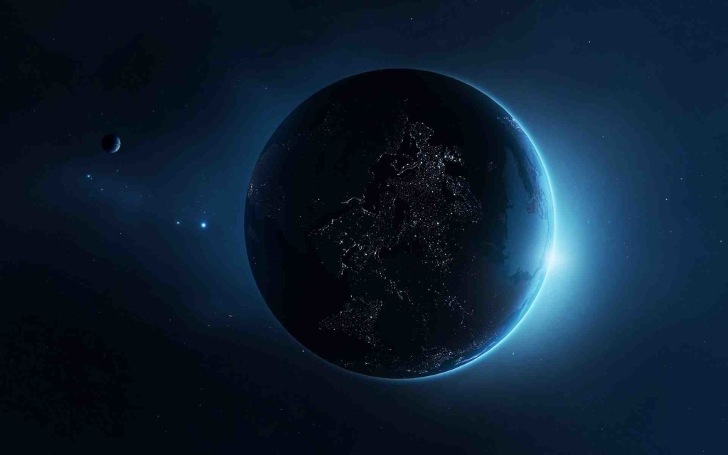 Earth At Night wallpapers HD