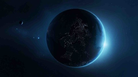 Earth At Night wallpapers high quality