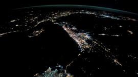 Earth At Night Wallpaper 1080p