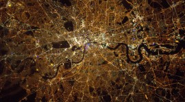 Earth At Night Wallpaper For Desktop