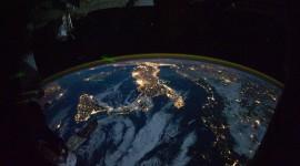 Earth At Night Wallpaper Gallery