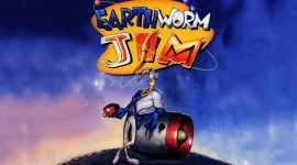 Earthworm Jim Wallpaper Download Free