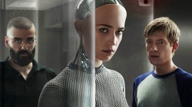 Ex Machina Wallpaper