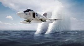 F-4 Phantom Desktop Wallpaper For PC