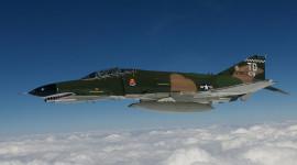 F-4 Phantom Wallpaper Background
