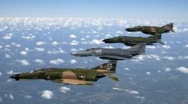 F-4 Phantom Wallpaper HQ