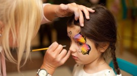 Face Painting Photo Free