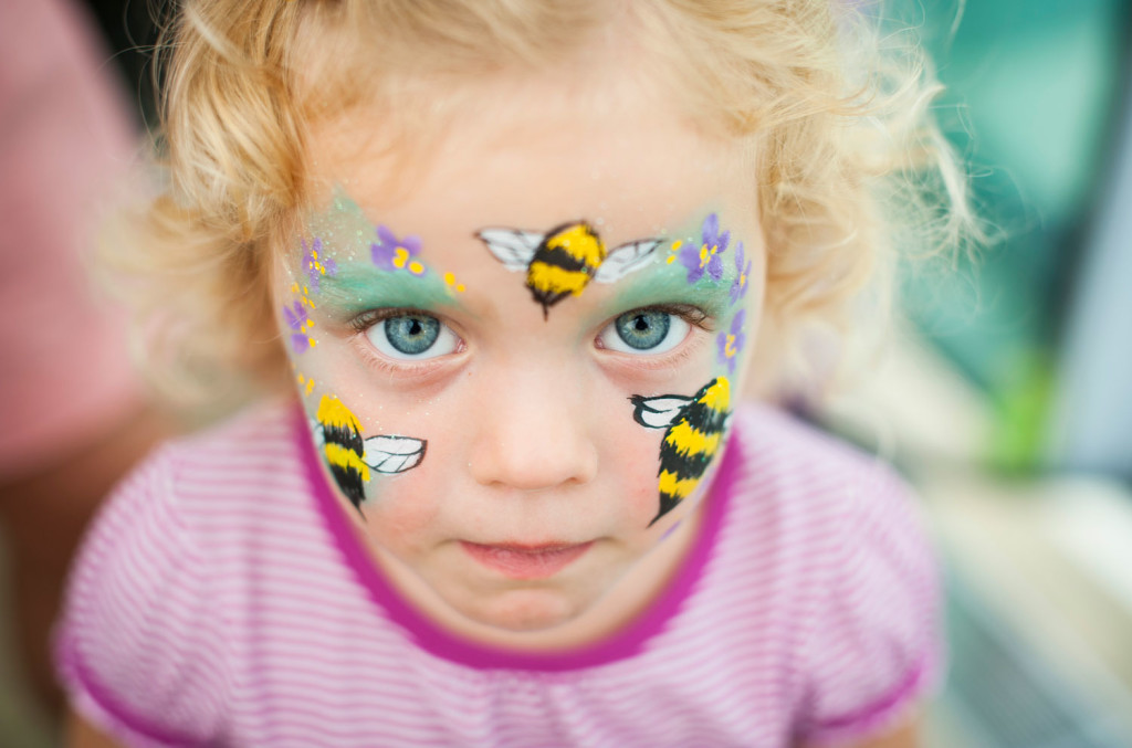 Face Painting wallpapers HD