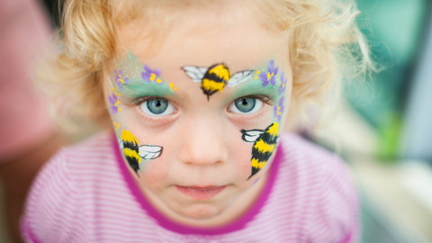 Face Painting wallpapers high quality