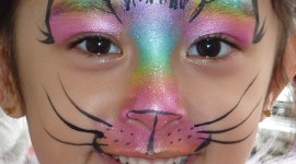 Face Painting Wallpaper For IPhone#1