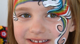 Face Painting Wallpaper For IPhone#2