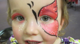 Face Painting Wallpaper For PC