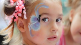 Face Painting Wallpaper Free