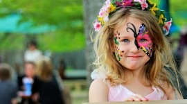 Face Painting Wallpaper Gallery