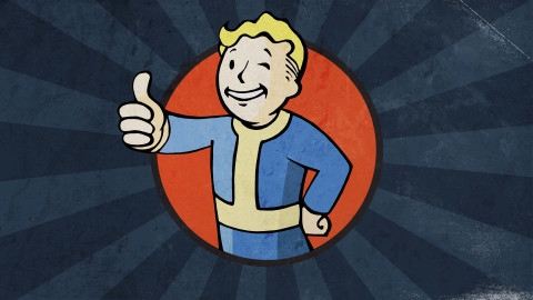 Fallout Vault Boy wallpapers high quality