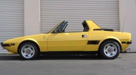 Fiat X Wallpaper Background