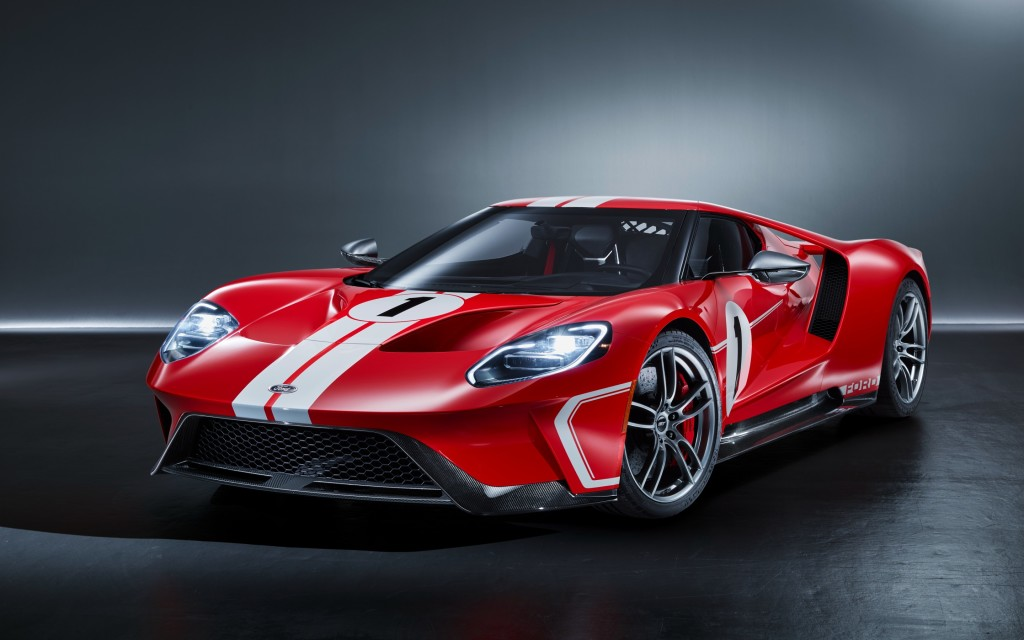 Ford GT Heritage wallpapers HD