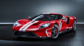 Ford GT Heritage Best Wallpaper