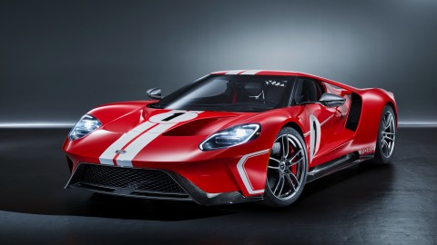 Ford GT Heritage wallpapers high quality