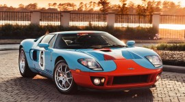 Ford GT Heritage Desktop Wallpaper For PC