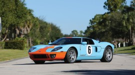 Ford GT Heritage Desktop Wallpaper HQ
