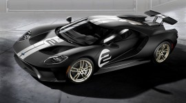Ford GT Heritage High Quality Wallpaper