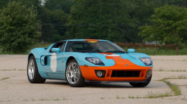 Ford GT Heritage Wallpaper Download