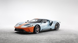 Ford GT Heritage Wallpaper Free