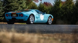 Ford GT Heritage Wallpaper HQ