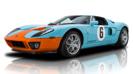 Ford GT Heritage Wallpaper High Definition