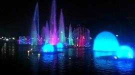 Fountain Lighting Image